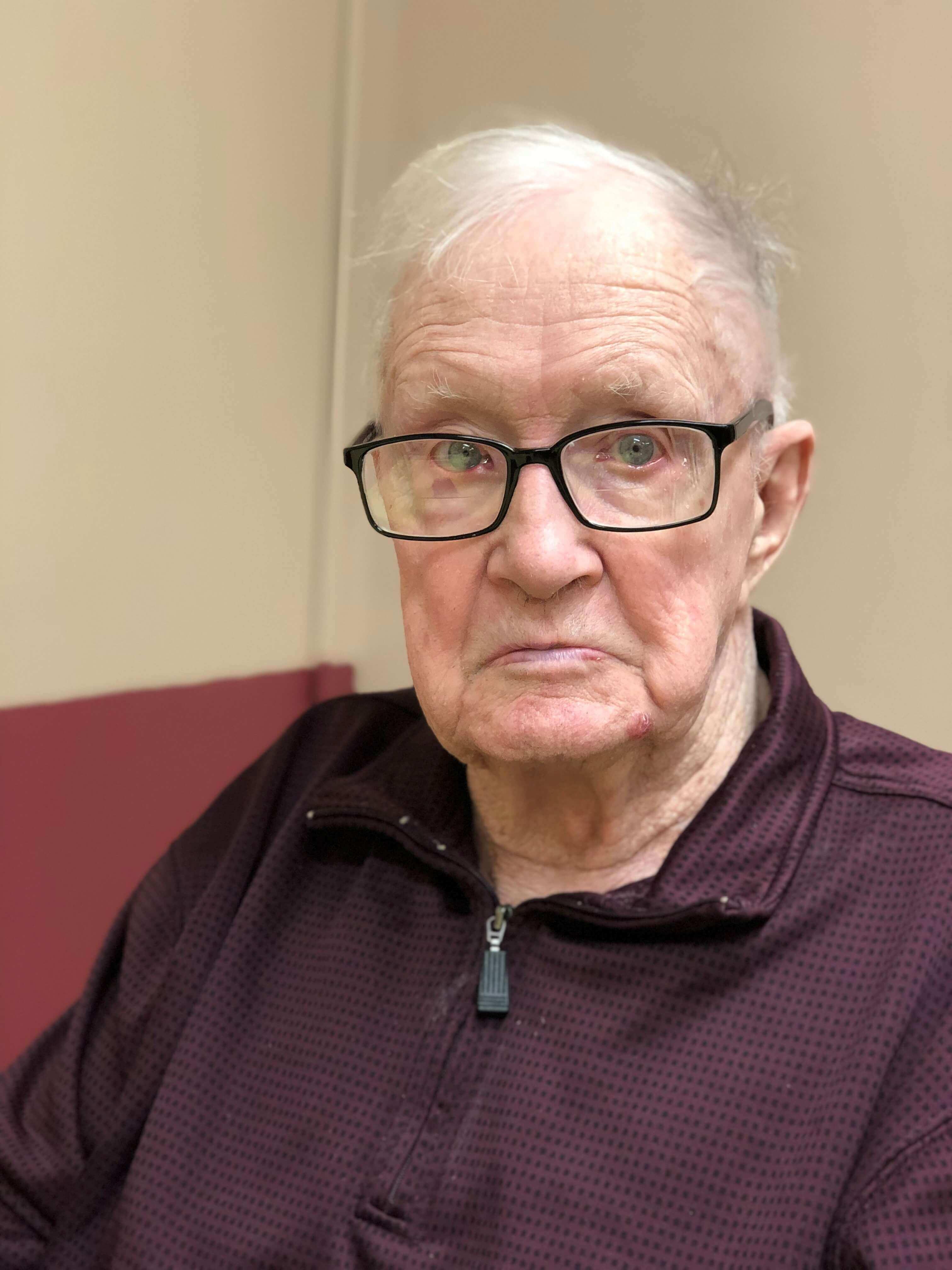 Testimonial photo for Leland (Lee) Volden